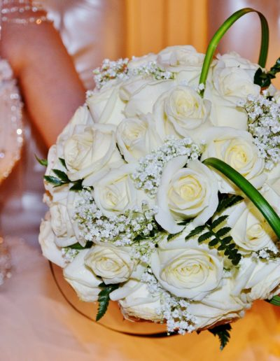 Wedding Bouquet for Traditional and Classic Wedding
