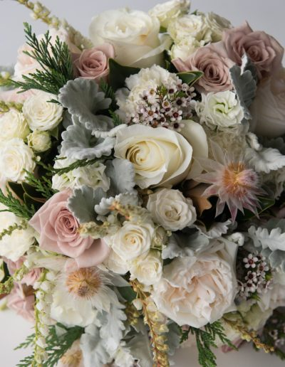 Romantic and Elegant Wedding Bouquet