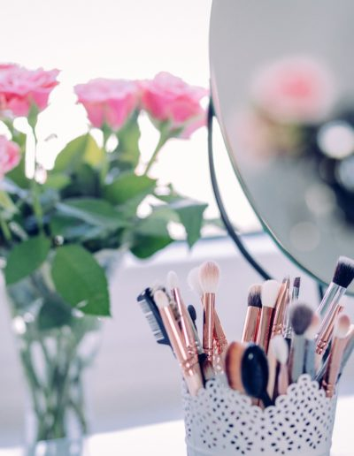 Wedding Makeup Brushes