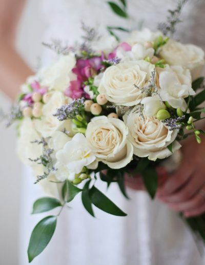 Traditional and Classic Wedding Bouquet